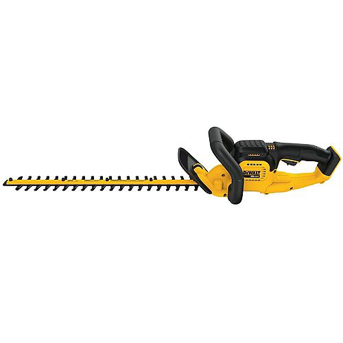 DEWALT 20V MAX Lithium-Ion Cordless 22-inch Hedge Trimmer (Tool Only)