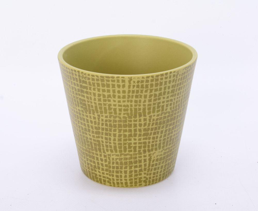 Ceramic Pot Design 6 In