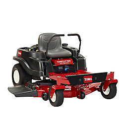 Toro TimeCutter MX5000 50-inch Fab 24.5 HP  V-Twin Zero-Turn Riding Mower with Smart Speed