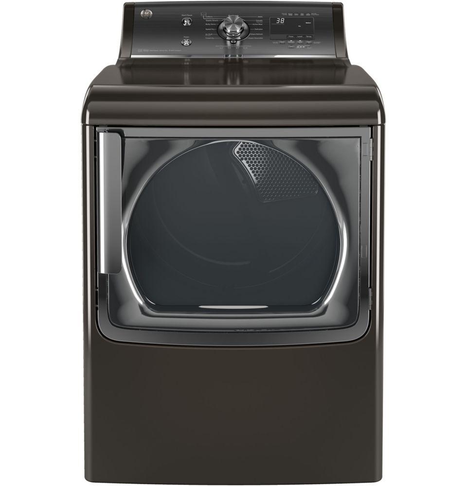 Metallic Carbon 7.8 Cu.Feet. Capacity Electric Dryer