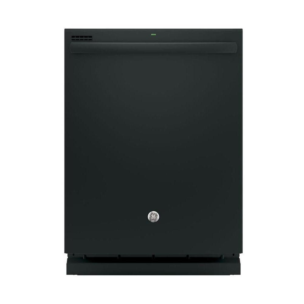 Black Built In Tall Tub Dishwasher