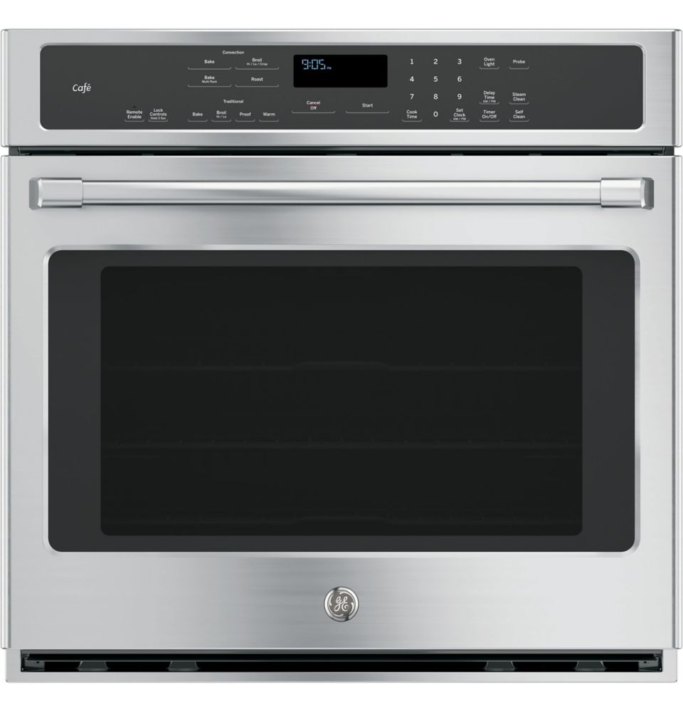 Café 5.0 cu. ft. 30-inch Self-Cleaning Wall Oven