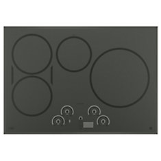 Stainless Steel 30 Inch Induction Cooktop