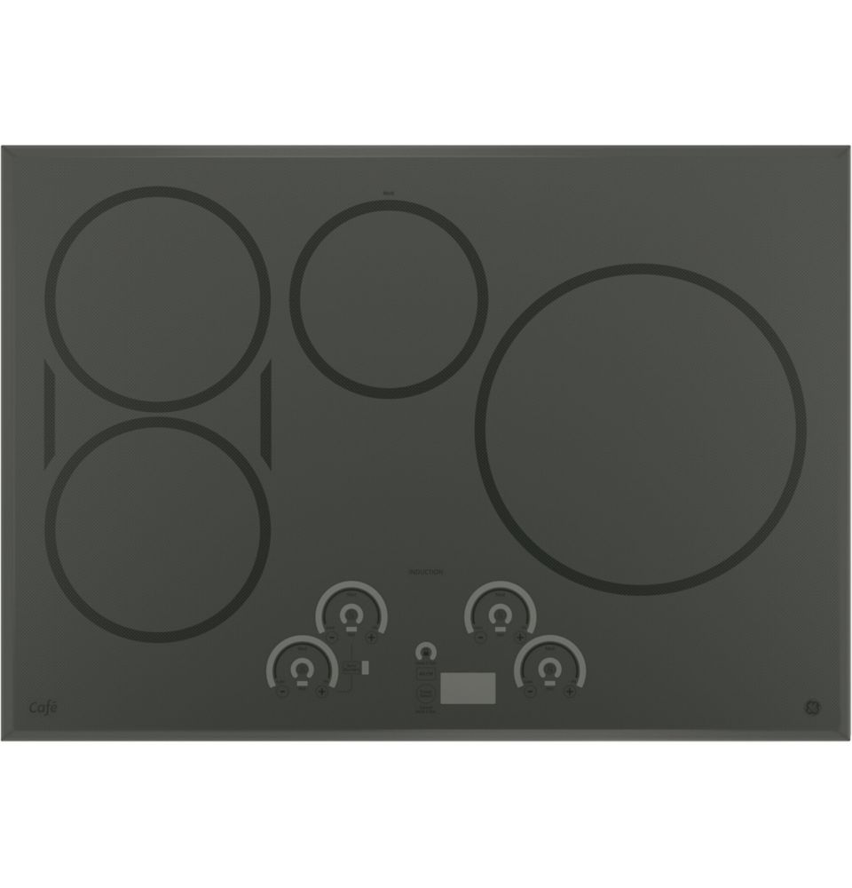 Café Stainless Steel 30 Inch Induction Cooktop
