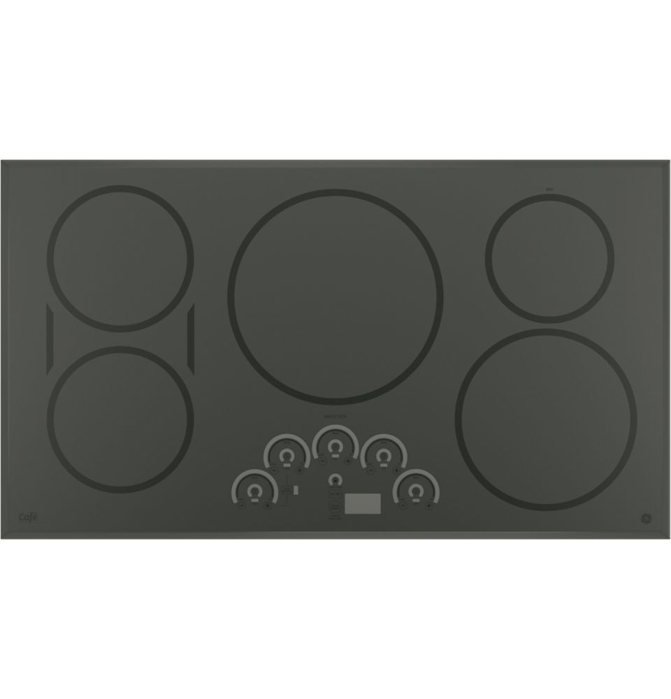 Stainless Steel 36 Inch Induction Cooktop