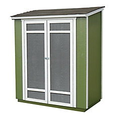 6 ft. x 3 ft. Ocoee Wood Storage Shed