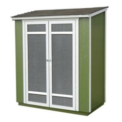 Handy Home Products 6 ft. x 3 ft. Ocoee Wood Storage Shed