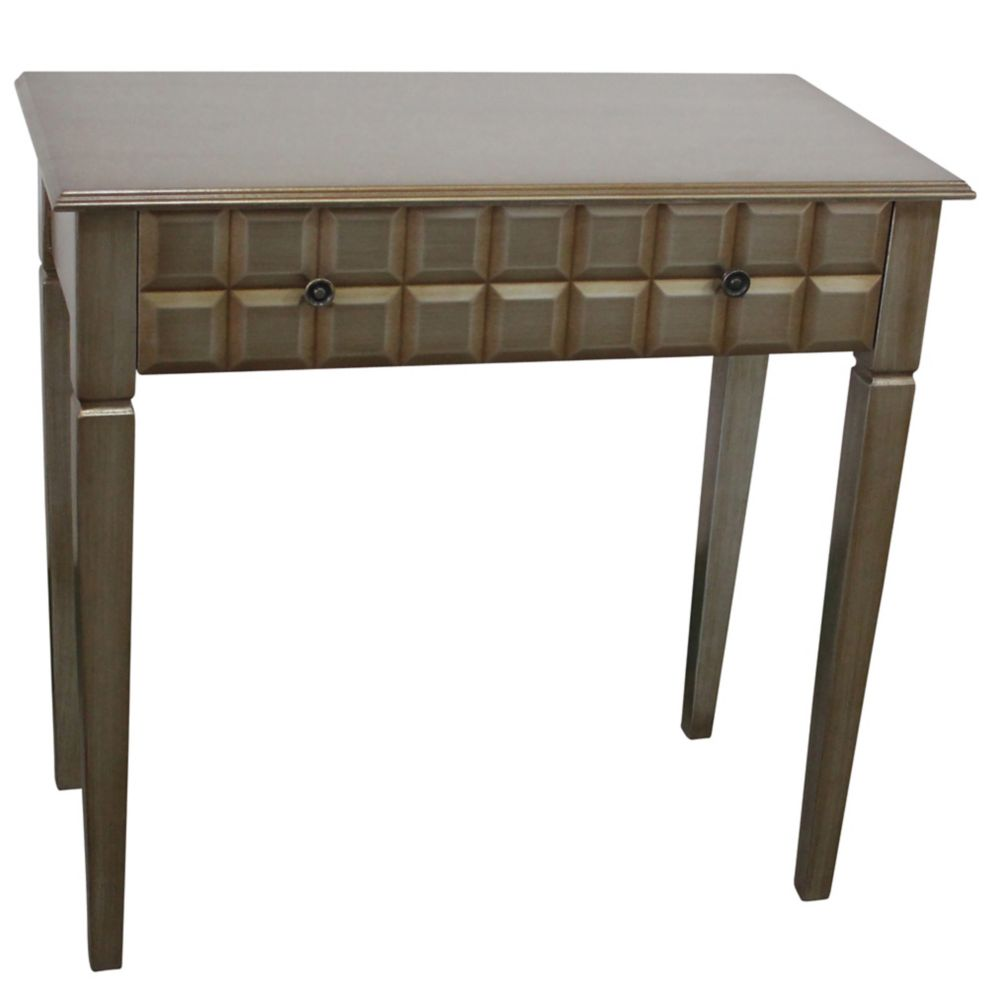 Monroe-Console Table-Champagne 502-957 Canada Discount