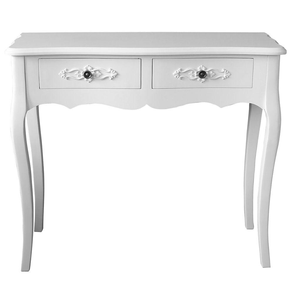 Krista-Console Table-White 502-169 in Canada