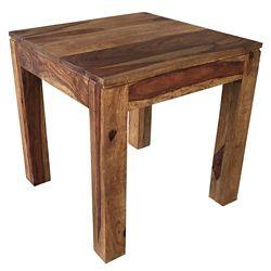 !nspire Idris-Accent Table-Dark Sheesham