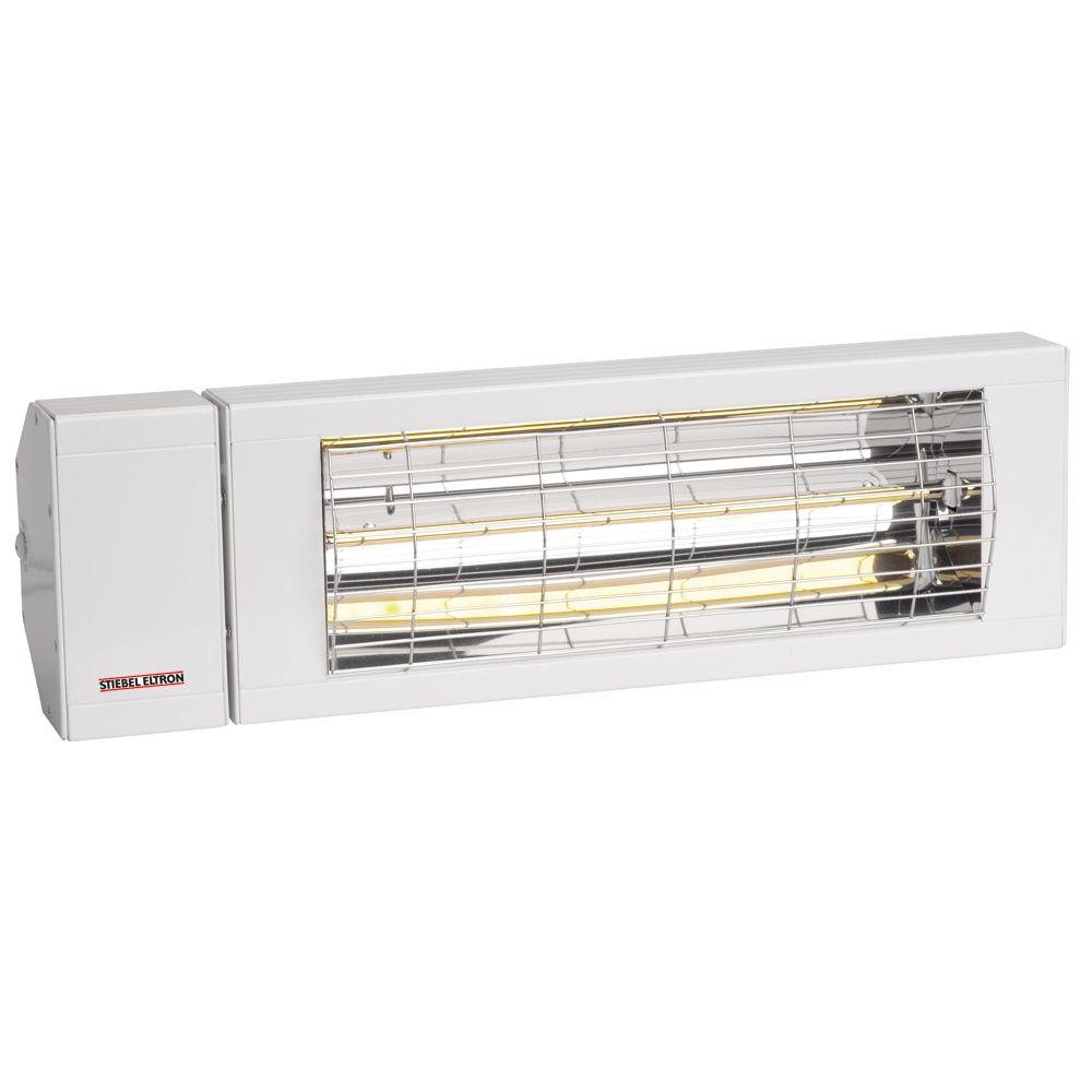 Stiebel Eltron SunWarmth 2,000-Watt Short-Wave Infrared Indoor/Outdoor Electric Radiant Heater