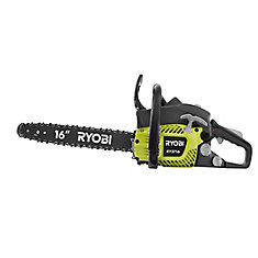 16-inch 37cc 2-Cycle Gas Chainsaw with Heavy Duty Case