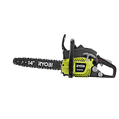 14-inch 37cc 2-Cycle Gas Chainsaw