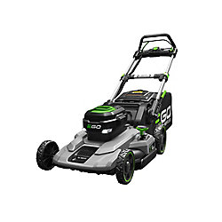 21-inch 56V Lithium-Ion Cordless Battery Self Propelled Mower Kit -  7.5Ah Battery and Charger Included