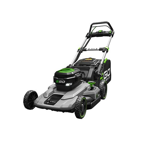 EGO POWER+ 21-inch 56V Li-Ion Cordless Electric Self Propelled Lawn Mower Kit with 7.5Ah Battery & Charger