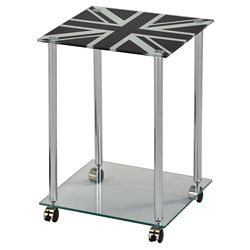 !nspire London-Accent Table-Chrome