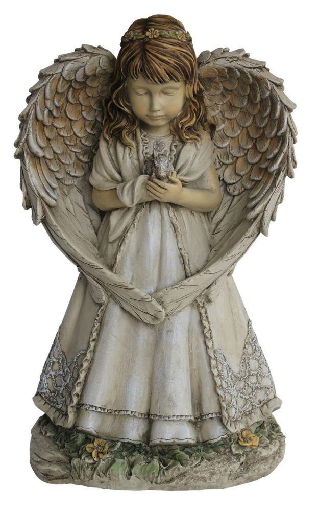 Nyah Angel Statue
