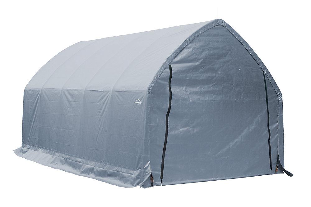 Shelterlogic 11 Ft X 20 Ft X 9 6 Ft Garage In A Box