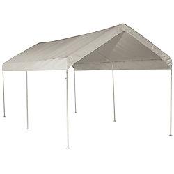 ShelterLogic 10 ft. x 20 ft. 3-In-1 Canopy