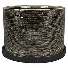 10-inch Ridgewater Cylinder Planter