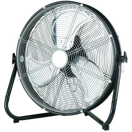 THD Generic 20-inch Shroud Floor Fan