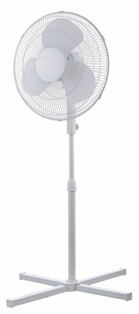 Ventilateur sur pied de 40.6cm