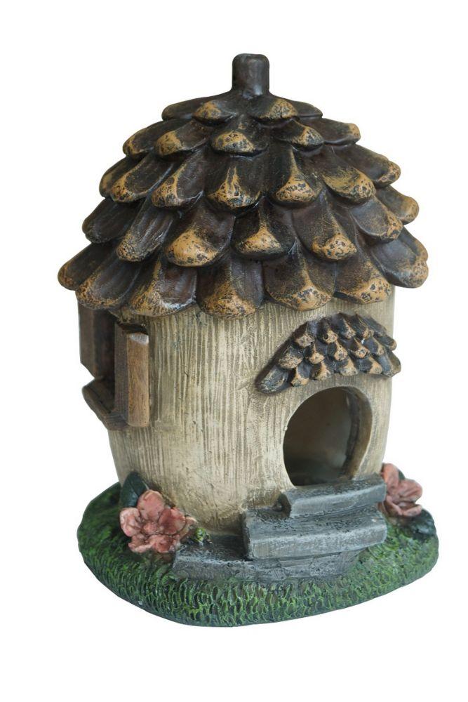 9 Inch Acorn Bird House