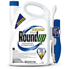 5 L Weed Killer with Battery Powered Comfort Wand Sprayer