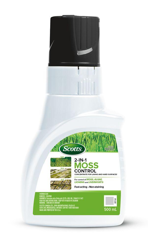 500 Ml 2 In 1 Moss Control