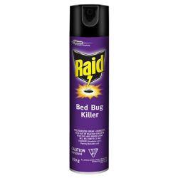 Raid INSECTICIDE CONTRE LES PUNAISES DE LIT RAID