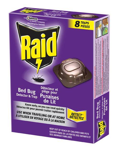 Bed Bug Detector & Trap