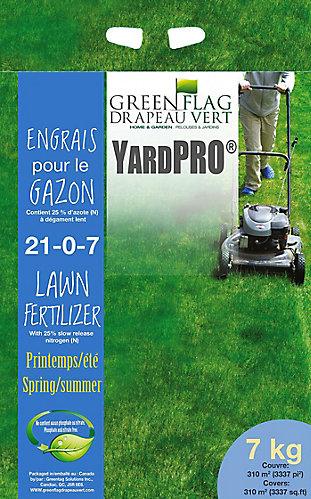 21-0-7 Lawn Fertilizer Spring And Summer 7kg