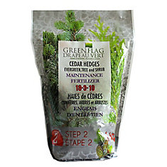 1kg 18-3-10 Cedar Fertilizer