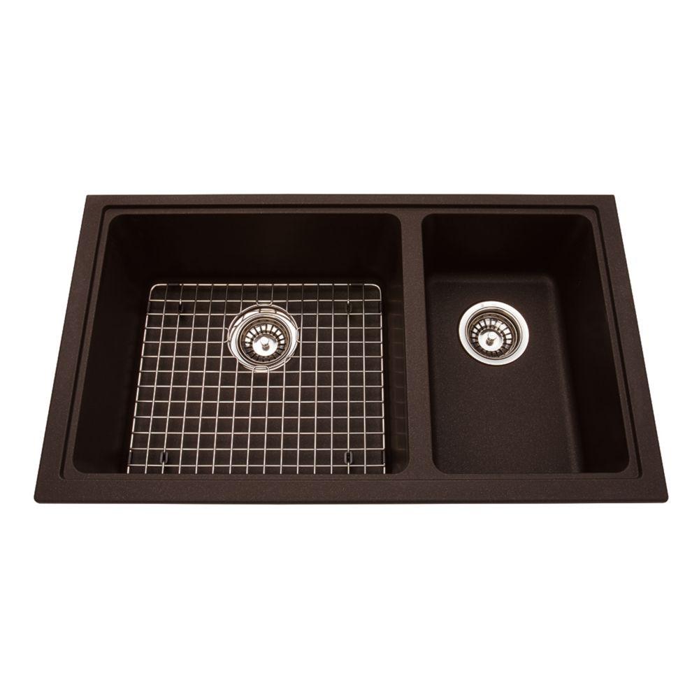 Combination UM Sink Espresso