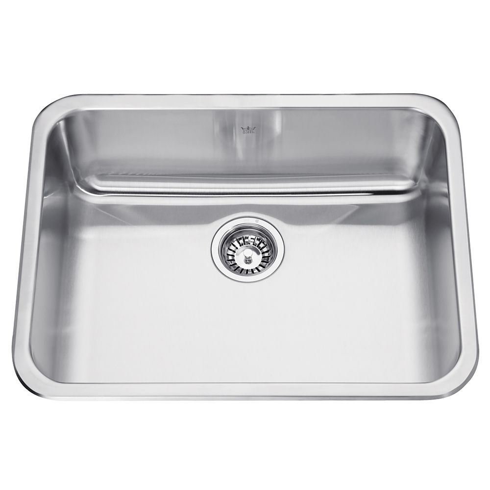 Single Sink 20 Ga QSA1925/8 Canada Discount