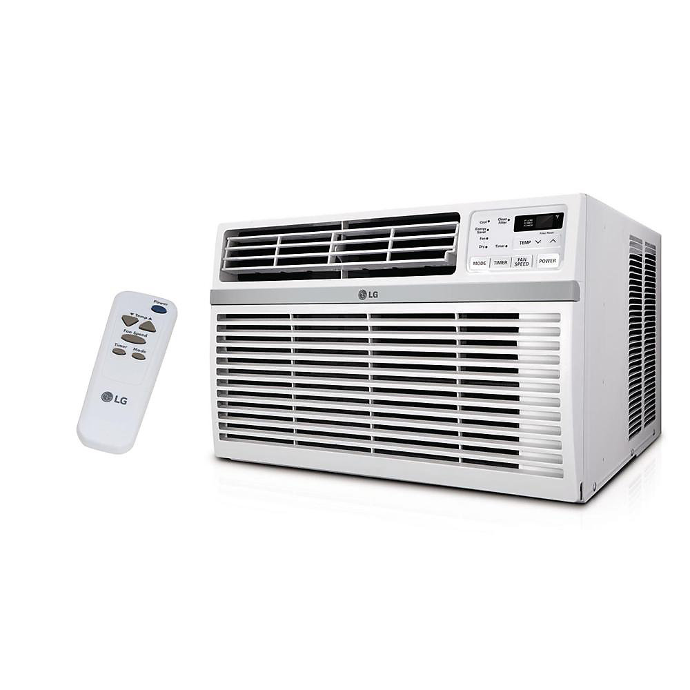 12,000 BTU Window Air Conditioner (cooling only)