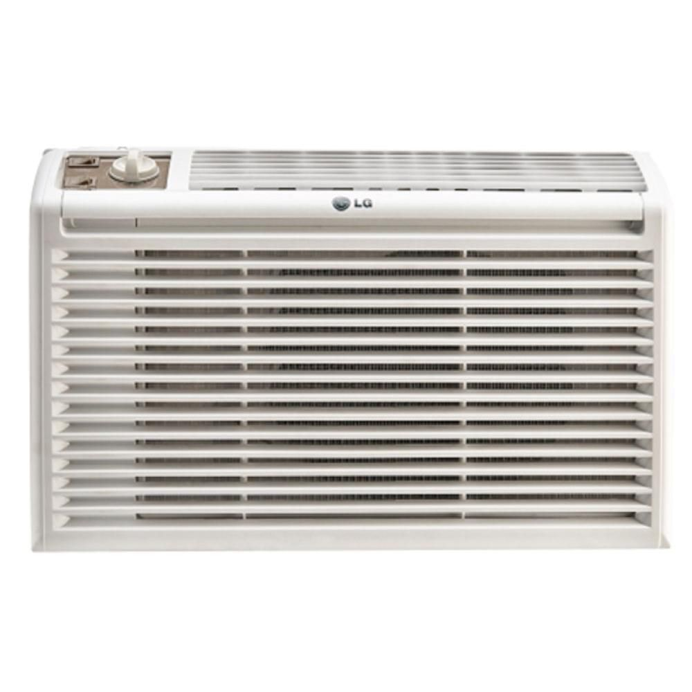 5,000 BTU Window Air Conditioner (cooling only)