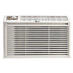 5,000 BTU Window Air Conditioner with Washable Filter