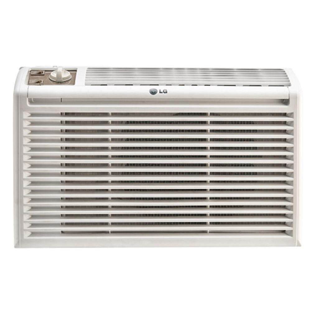 Lg Electronics 5 000 Btu Window Air Conditioner With Washable