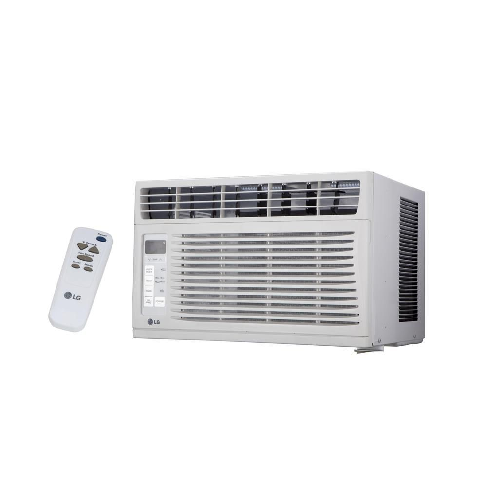 6,000 BTU Window Air Conditioner (cooling only)