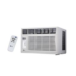 LG Electronics 6,000 BTU Window Air Conditioner (cooling only)