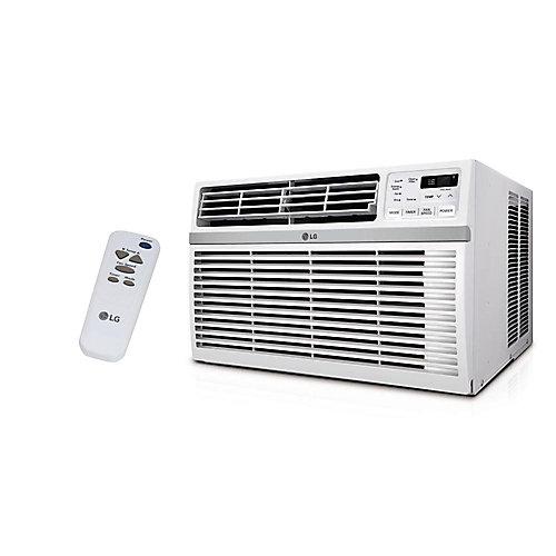 Climatiseur de fenêtre de 8000BTU (refroidissement seulement)