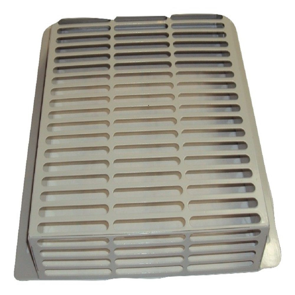 Heavy Duty Vent Cover- Taupe