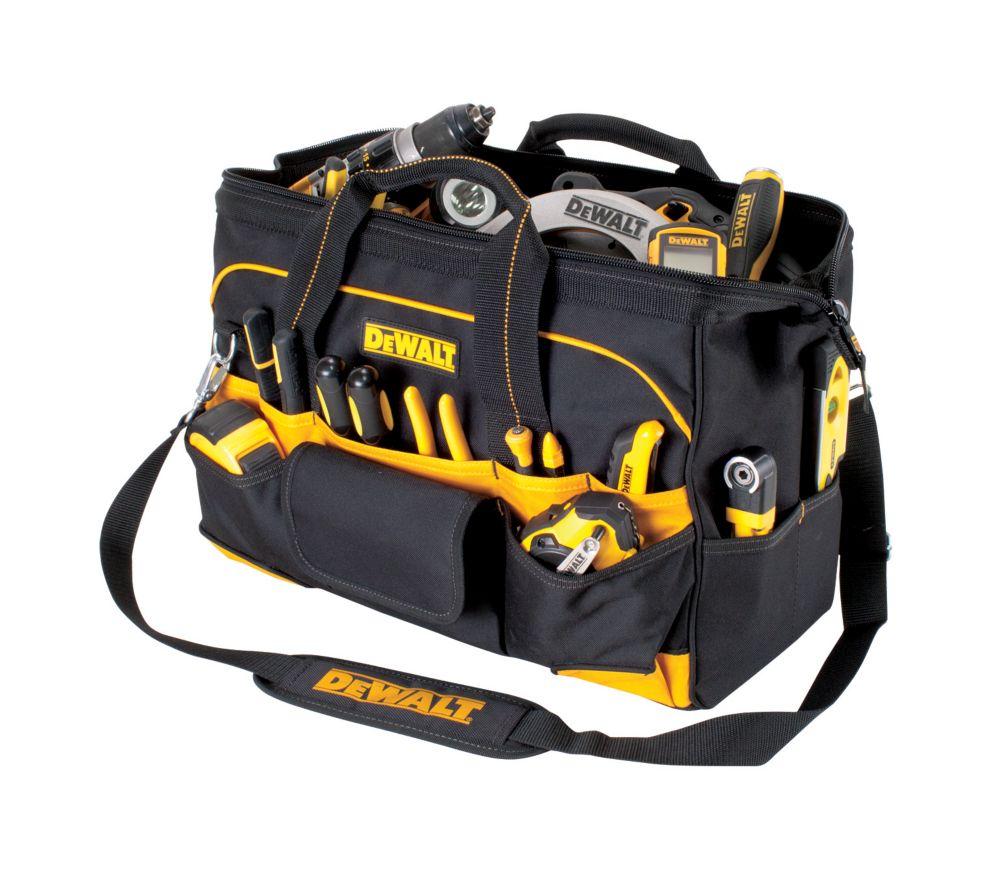DEWALT 18 Inch Tradesman Tool Bag