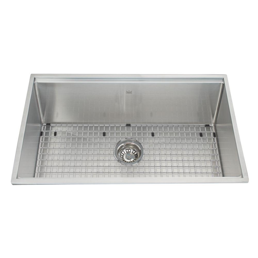 Kindred Single Bowl Sinks