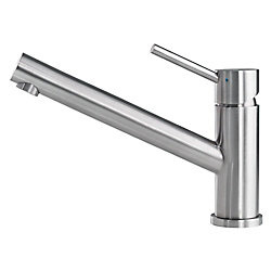Kindred Rondo stainless steel faucet