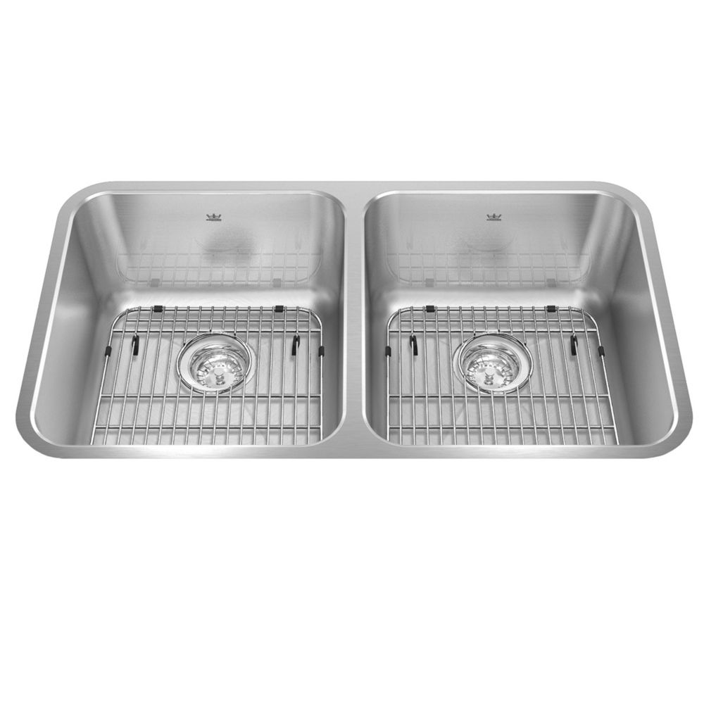 Kindred Double  UM sink 18 Ga sink