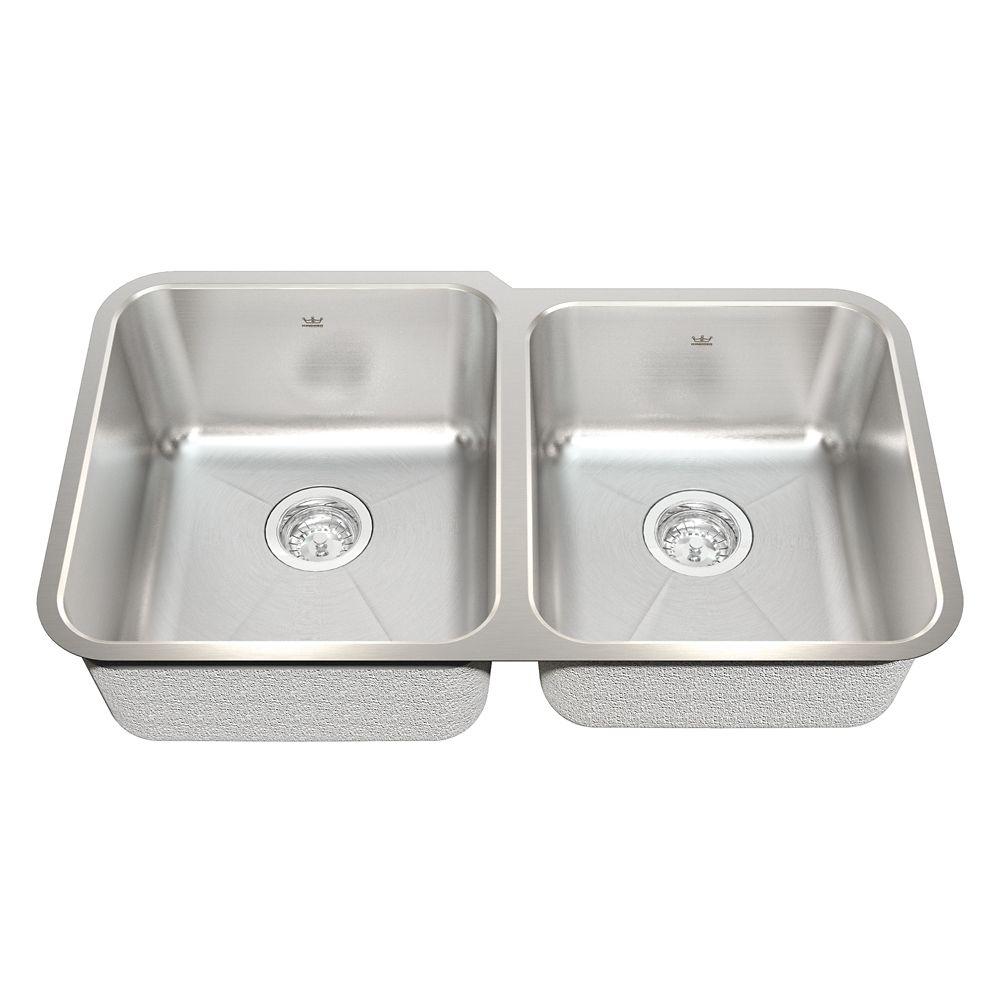 Combination 18 Ga Sink KSCM3RUA/9D Canada Discount