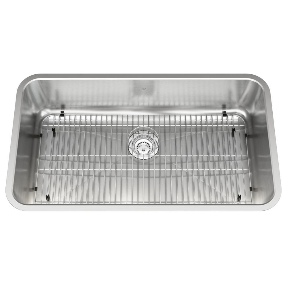 Single UM Sink 18 Gauge Sink KSS7UA/9D Canada Discount