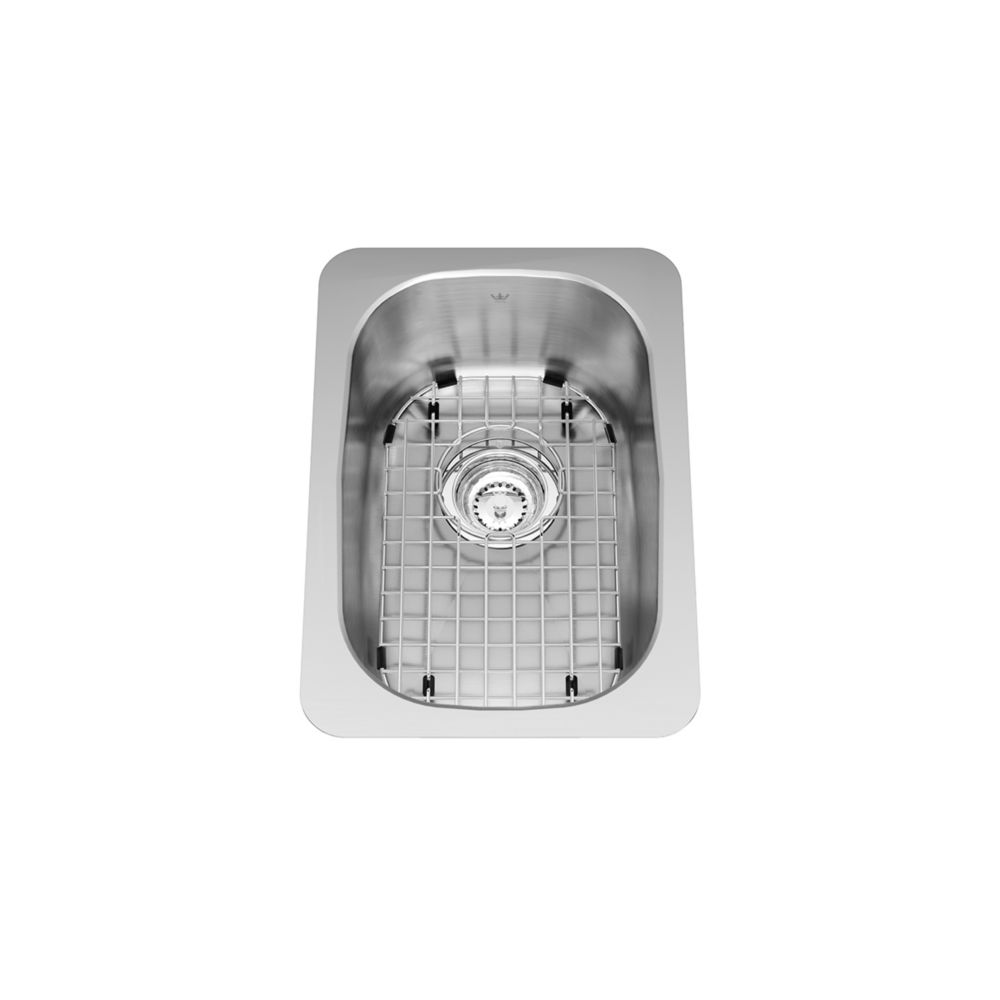 "Single UM sink 18 gauge sink - 18-1/8"" X 12-3/4"" X 7"""